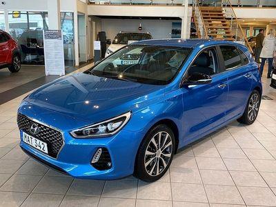 begagnad Hyundai i30 1.4T 140 Hk Premium Launch Edition 5D