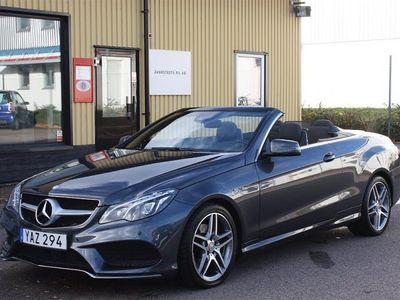 gebraucht Mercedes E350 BlueTEC Cab / AMG - Sportpaket /