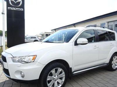 begagnad Mitsubishi Outlander 2.2 Di-D 4WD 7-sits 2012, SUV 76 000 kr