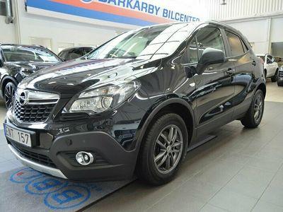 begagnad Opel Mokka 1.7 CDTI 130hk Auto / Krok / M-Värmare / 5850 mil