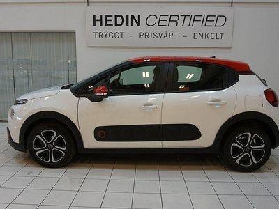 begagnad Citroën C3 110 HK SHINE | FULLUTRUSTAD