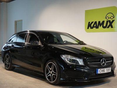 gebraucht Mercedes CLA200 Shooting Brake AMG SOV-hjul