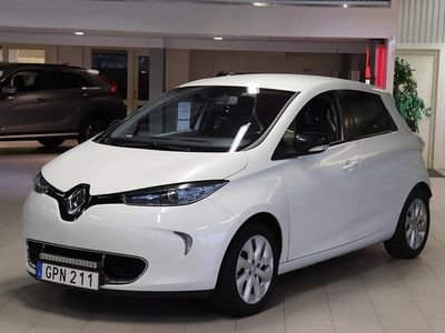 begagnad Renault Zoe 22 kWh R88 (88hk)