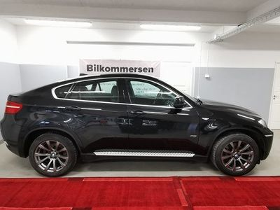 begagnad BMW X6 xDrive40d Steptronic, 306hk