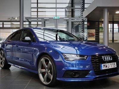 usata Audi A7 3.0 TDI Competition Quattro Euro 6 326hk