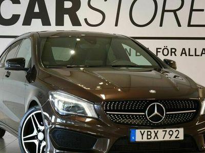 begagnad Mercedes CLA200 Shooting Brake - BenzAMG Panorama