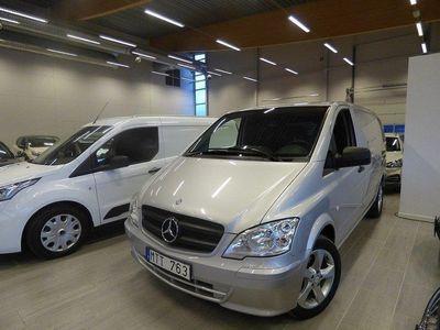 begagnad Mercedes Vito Vito Mercedes122 cdi 224