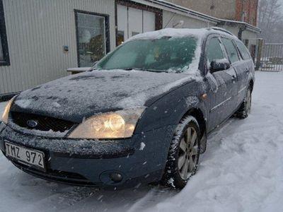 begagnad Ford Mondeo Kombi 2.0 145hk