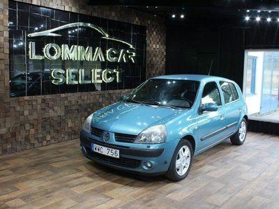 begagnad Renault Clio 5-d 1.2 NYSERVAD BESIKTAD -06