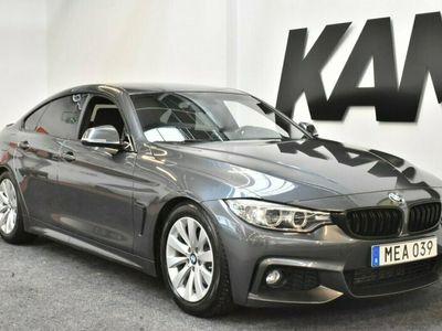 begagnad BMW 420 Gran Coupé d M-Sport | Hifi sound | 190hk