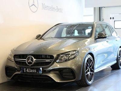 begagnad Mercedes S63 AMG E AMGKombi - Kampanjränta Juni!