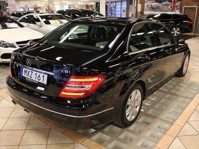 "begagnad Mercedes C220 CDI Sedan Avantgarde ""Endast 808mil"""