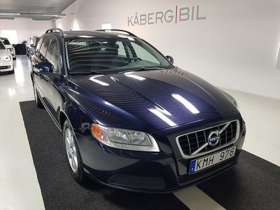 begagnad Volvo V70 D3 163hk / Fullservad / Drag