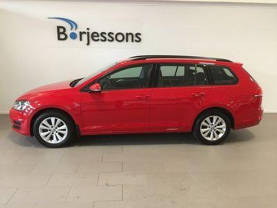 begagnad VW Golf Sportscombi 1.4 TSI MultiFuel Euro 6 2017, Personbil 145 000 kr