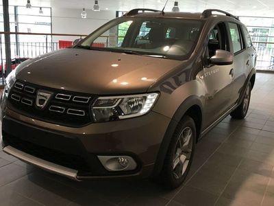 begagnad Dacia Logan STEPWAY 90HK MANUELL