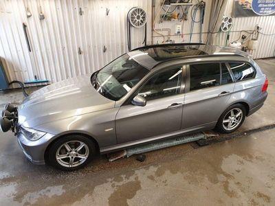 begagnad BMW 318 d Comfort