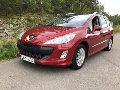 used Peugeot 308 SW 1.6 Turbo (156hk)