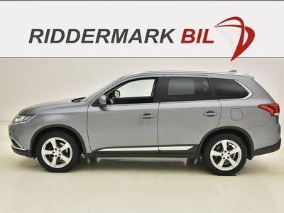 begagnad Mitsubishi Outlander 2.2 Di-D 4WD 150hk Business 7-SITS