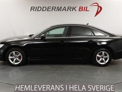 begagnad Audi A6 Sedan 3.0 TDI V6 DPF Q Proline M-Värm Nyservad 204hk