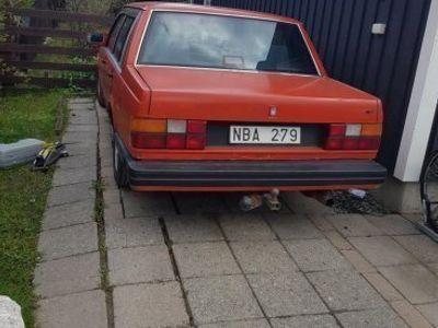 usado Volvo 744 skattefri -88