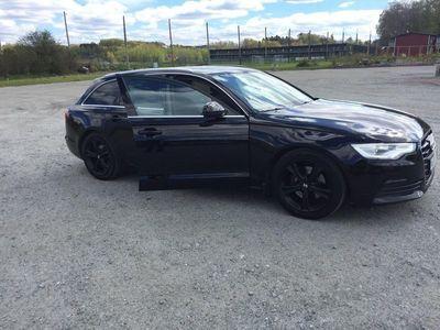 begagnad Audi A6 Avant 3.0 TDI V6 quattro, dragkrok