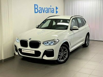 begagnad BMW X3 xDrive20d 20d xDrive M-Sport Nav Drag Park Assist Nypris 572 500 Kr