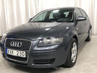 gebraucht Audi A3 Sportback 1.6 (102hk)