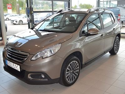 used Peugeot 2008 1.2 VTi Active (82hk)