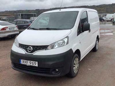 begagnad Nissan NV200 1.5 dCi Skåp 2016, Transportbil Pris 60 000 kr