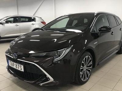 begagnad Toyota Corolla TS Elhybrid Executive