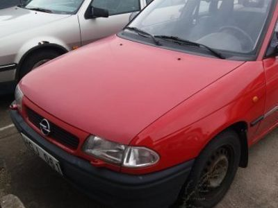 used Opel Astra Gi 562m3 -95
