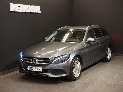 begagnad Mercedes 220 C4MATIC Avantgarde Värmare Dragkrok
