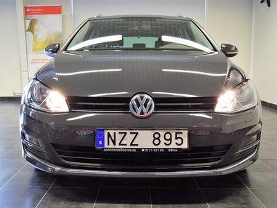 begagnad VW Golf 2.0TDI 150hk GT Panorama