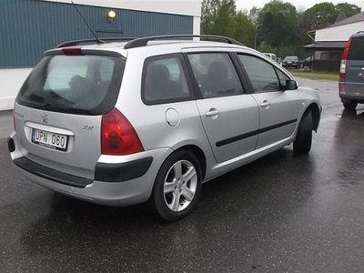 begagnad Peugeot 307 CC xs Kombi A -04
