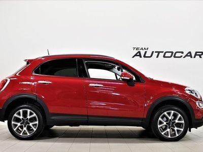 begagnad Fiat 500X 2.0 Multijet 4x4 Euro 6 140hk