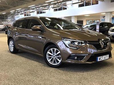 begagnad Renault Mégane GrandTour MeganeSPORT TOURER 1,5 Energy dCi 110 Zen EDC ST 2017, Kombi 185 500 kr