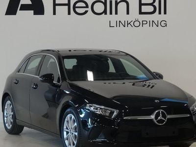 begagnad Mercedes A180 Lane Assist MBUX Backkamera LED-Strålkastare