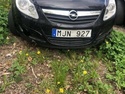 begagnad Opel Corsa 1,2 nya model obs -07