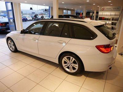 begagnad BMW 320 d xDrive Touring Sport line Aut