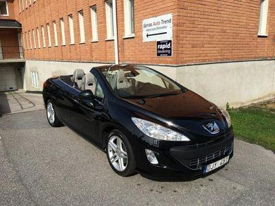 begagnad Peugeot 308 CC AUTOMAT DIESEL PLÅT