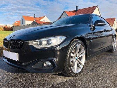 begagnad BMW 420 Gran Coupé D M-Sport 190hk Euro6 1Äga