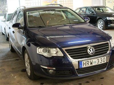 begagnad VW Passat TDI170 GTSPORT