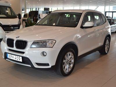 usado BMW X3 xDrive20d Automat (184hk)