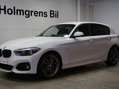 begagnad BMW 118 i 5-door 5-dörrar M-Sport Shadow / Rattvärme / Tonade Rutor / 18