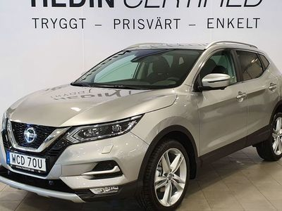used Nissan Qashqai N-MOTION DIG-T 1.3 160HK DCT