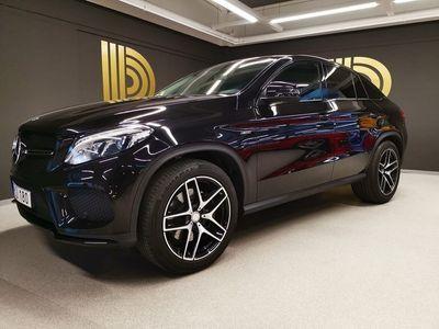 begagnad Mercedes 450 GLE-KlassAMG Coupé (367hk) 4 matic / Sv-såld