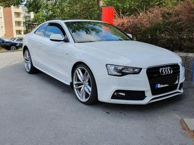 begagnad Audi A5 2.0T QUATTRO S-LINE PANORAMA B&O NAV