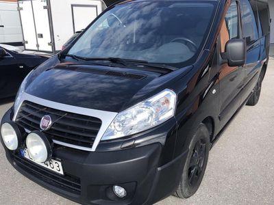brugt Fiat Scudo 2.0 MJT (130hk)