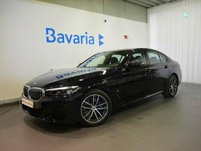 begagnad BMW 530 e xDrive Sedan M-sport Connected Drag Värmare