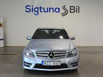 begagnad Mercedes 220 C-KlassCDI 7G-Tronic Plus AMG Sport 170hk